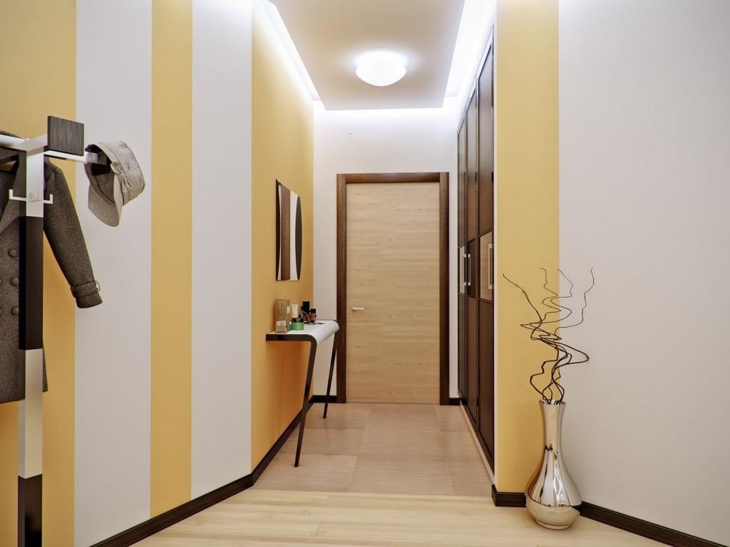 Küçük daireler için koridorları seçiyoruz
