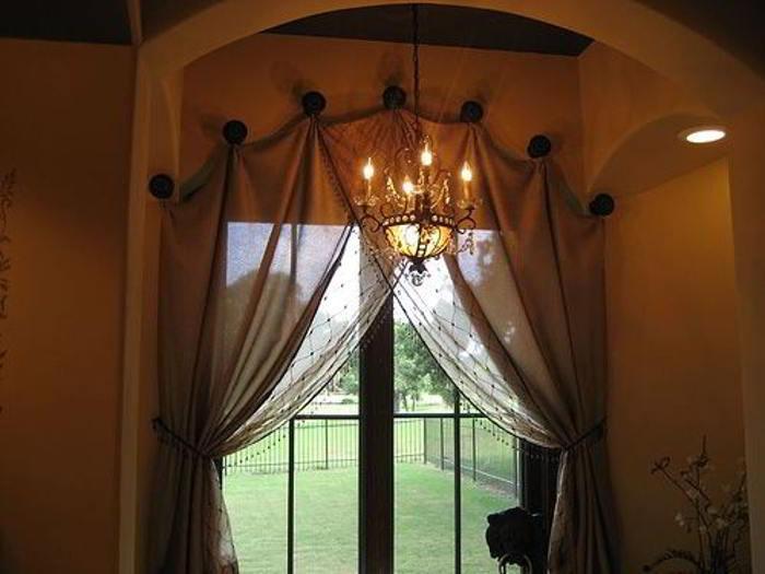 Hacer Espejo Decorativo Pared Madera Arco